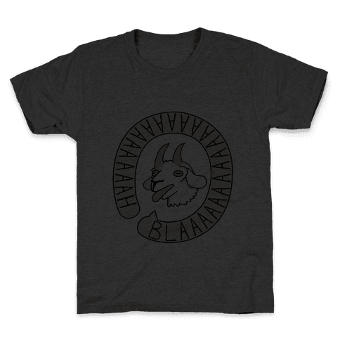 Yelling Goat Kids T-Shirt