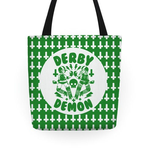 Derby Demon Tote