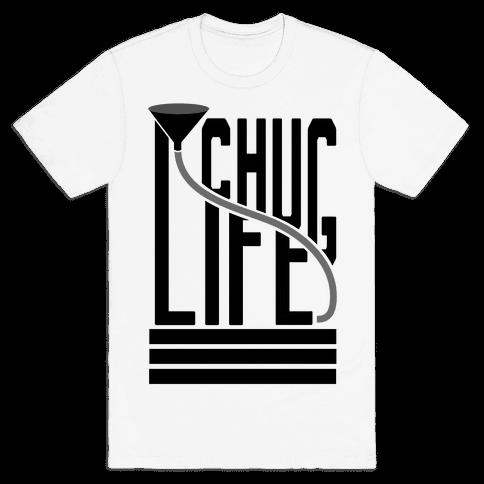 Chug Life Mens T-Shirt