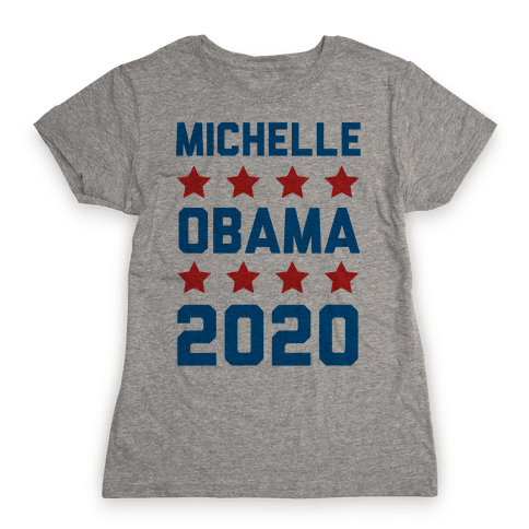 Michelle Obama 2020 Womens T-Shirt