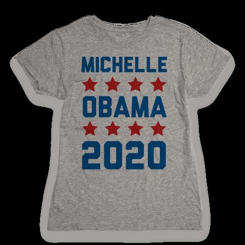 Michelle Obama 2020 Womens T-Shirt