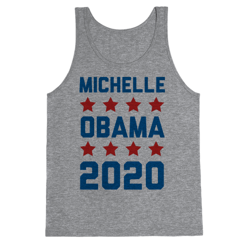 Michelle Obama 2020 Tank Top