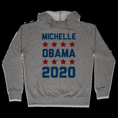 Michelle Obama 2020 Hooded Sweatshirt