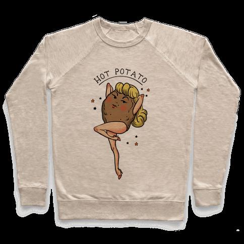 Hot Potato Pullover