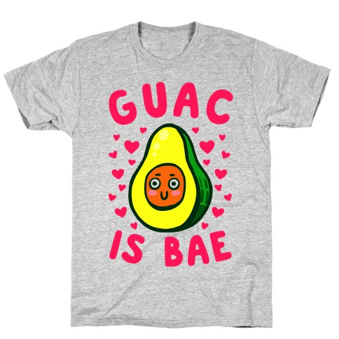 Guac Is Bae Mens T-Shirt