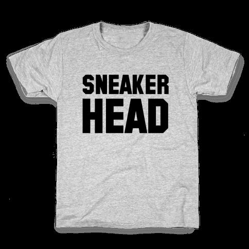 Sneaker Head Kids T-Shirt