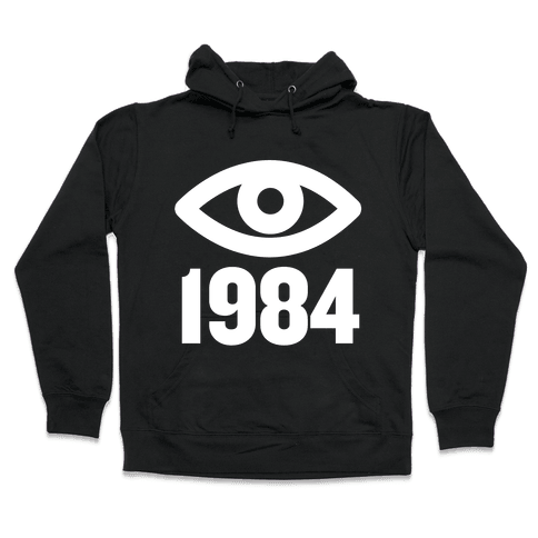 Always Watching Hooded Sweatshirt