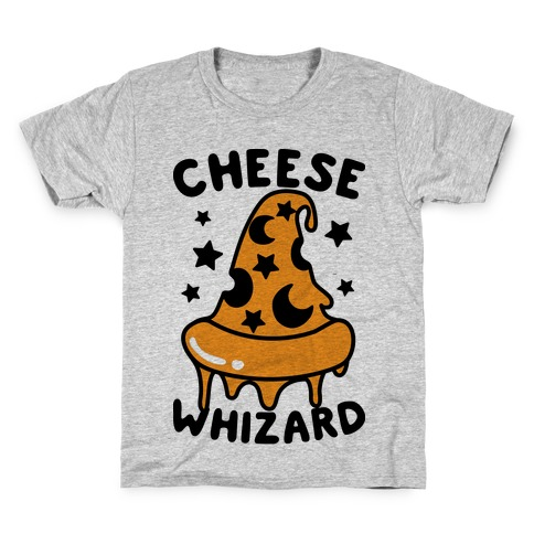 Cheese Whizard Kids T-Shirt