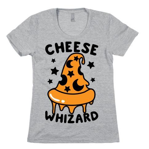 Cheese Whizard Womens T-Shirt