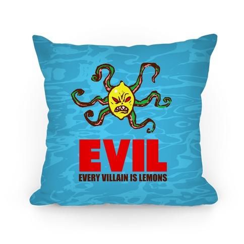 Evil (Every villain is lemons)