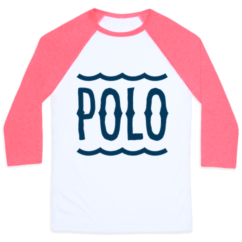 marco polo polo baseball tees human. Black Bedroom Furniture Sets. Home Design Ideas