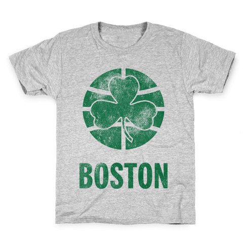 Boston (Vintage) Kids T-Shirt