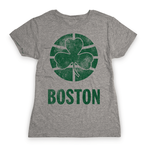 Boston (Vintage) Womens T-Shirt