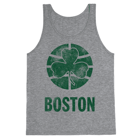 Boston (Vintage) Tank Top