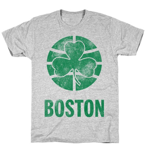 Boston (Vintage) Mens T-Shirt