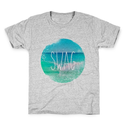 Beach (Swag) Kids T-Shirt