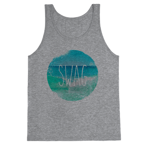 Beach (Swag) Tank Top