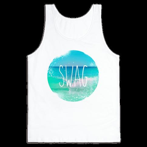 Beach (Swag) Tank Top