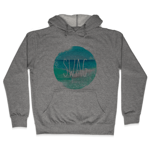 Beach (Swag) Hooded Sweatshirt