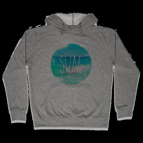 Beach (Swag) Hooded Sweatshirt