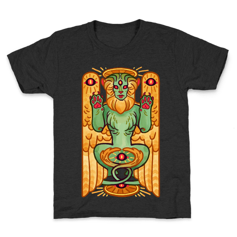 All-Seeing Sphinx Kids T-Shirt