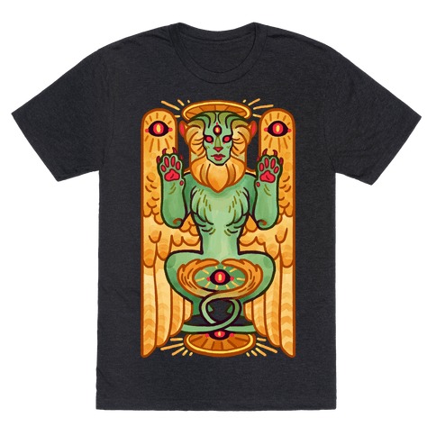 All-Seeing Sphinx Mens T-Shirt