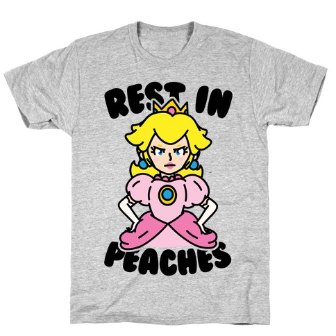 Rest In Peaches T-Shirt