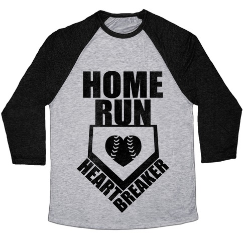 Home Run Heartbreaker (Baseball Tee) Baseball Tee