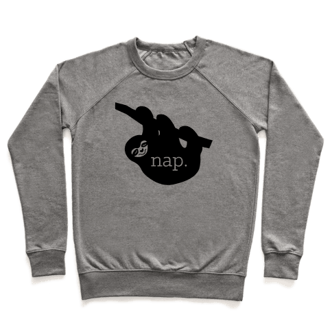 Sloth Nap Pullover