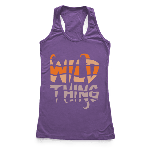 Wild Thing (Wild Edition) Racerback Tank Top