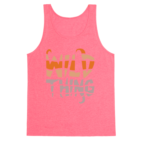 Wild Thing (Wild Edition) Tank Top
