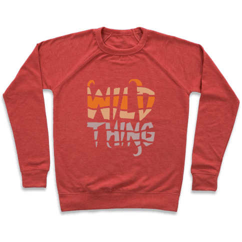 Wild Thing (Wild Edition) Pullover