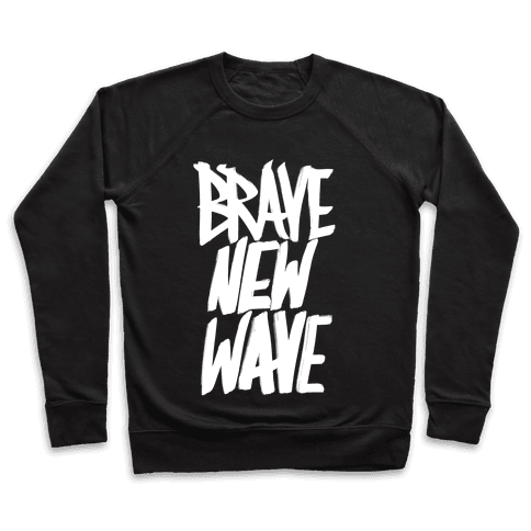 Brave New Wave Pullover