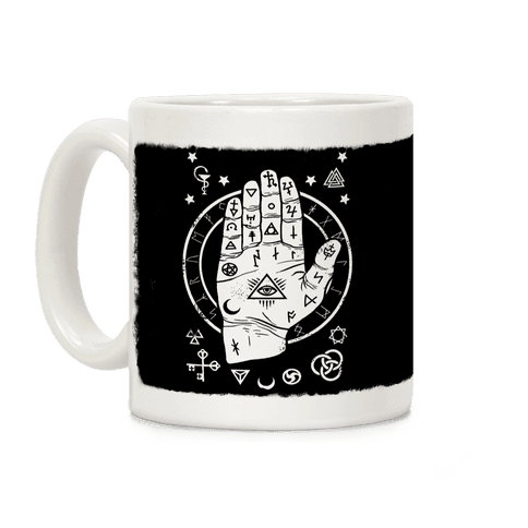 Occult Hand Coffee Mug