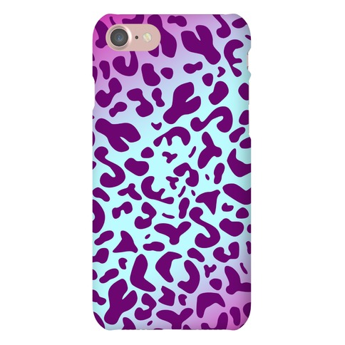 Pink And Purple Animal Print Preview Image