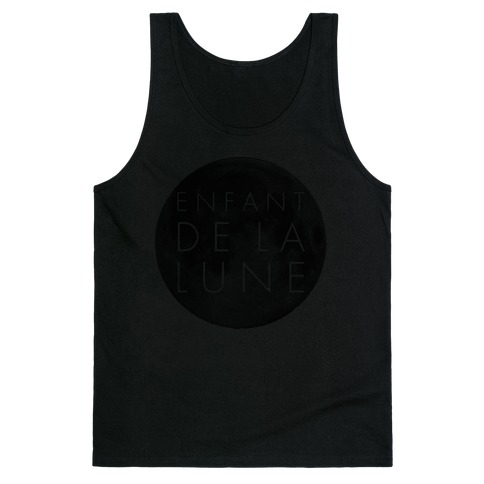 Child of the Moon French Tank Top