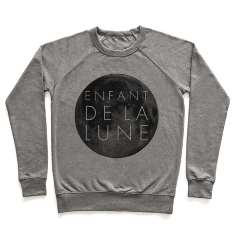 Child of the Moon French Pullover
