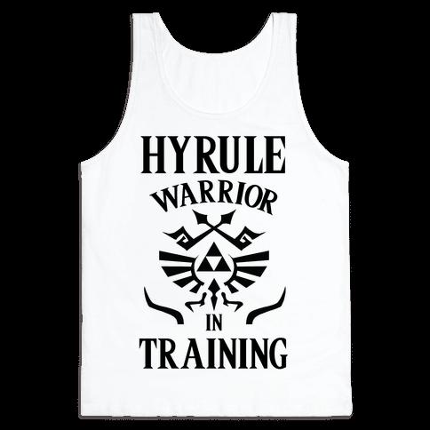 Hyrule Warrior In Training