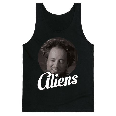 Aliens Tank Top