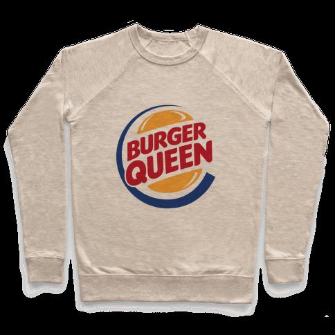 Burger Queen Pullover