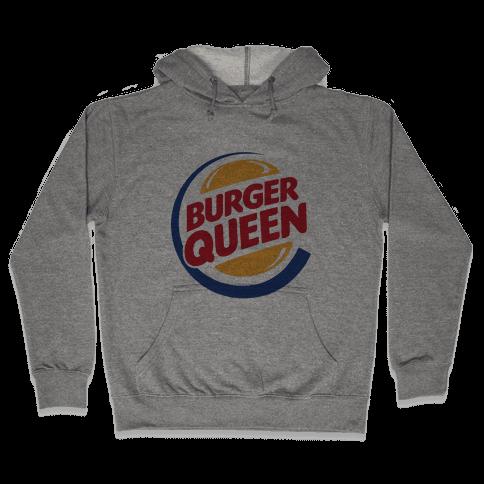 Burger Queen Hooded Sweatshirt