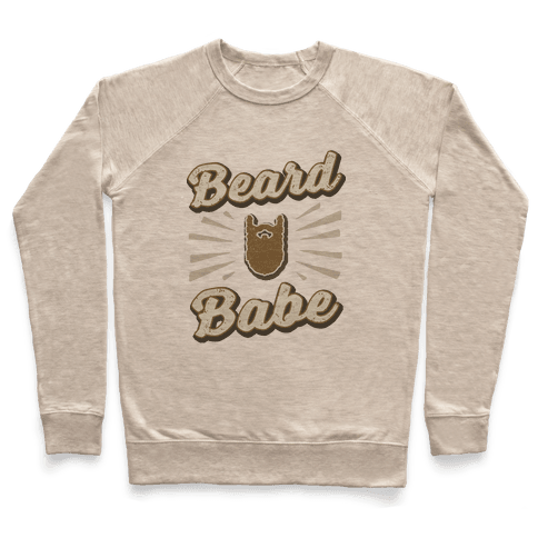 Beard Babe Pullover