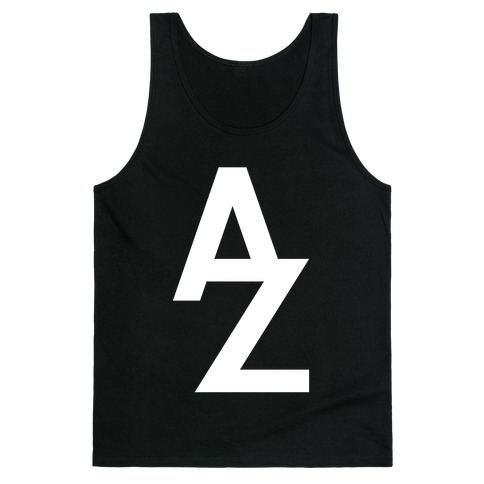 A To Z Tank Top