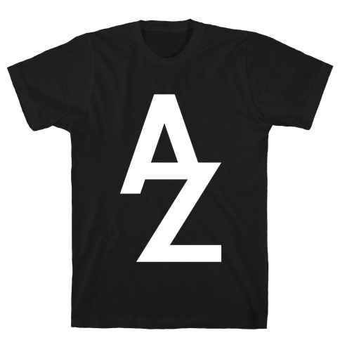 A To Z T-Shirt