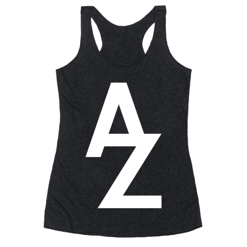 A To Z Racerback Tank Top