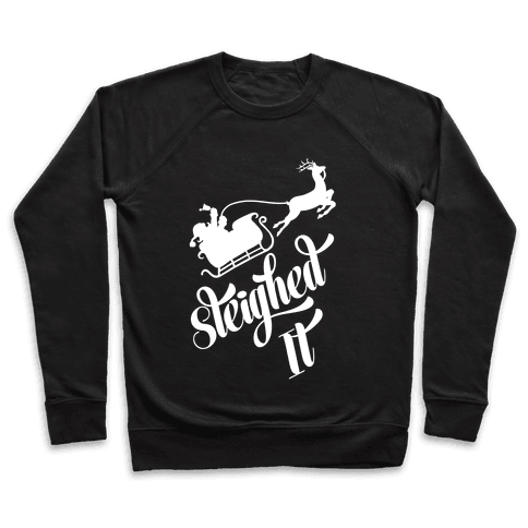 Sleighed It Pullover