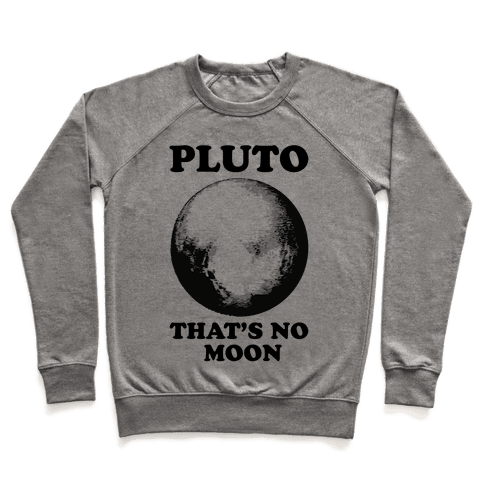 That's No Moon Pullover