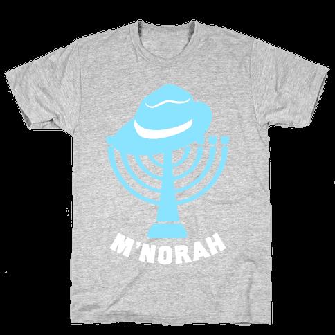 M'norah Mens T-Shirt