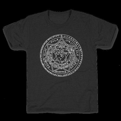 Sigillum Dei Aemeth Kids T-Shirt