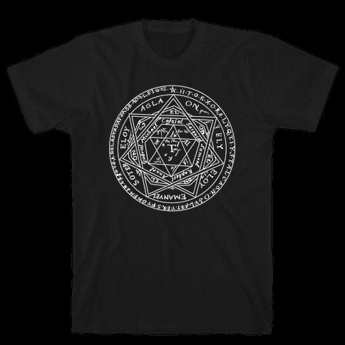 Sigillum Dei Aemeth Mens T-Shirt